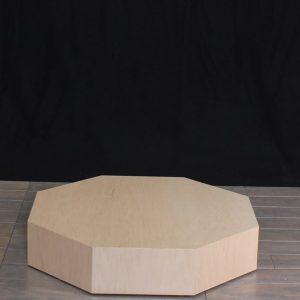 Octagon Mannequin Risers