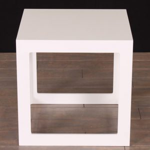 Open Lacquer Table
