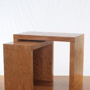 Red Oak Parson's Tables