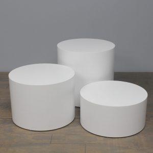 Cylinder Pedestals